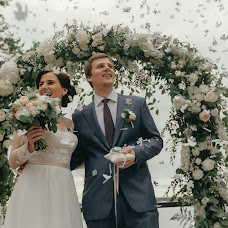 Wedding photographer Nikita Gusev (nikitagusev). Photo of 22.10.2017