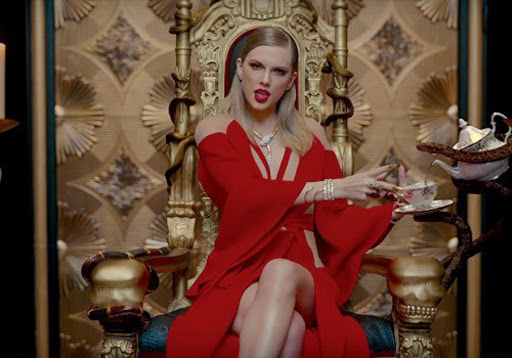 taylor swift image for new video