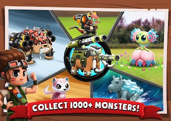 Battle Camp – Monster Catching 4.3.1 (Mod, Monster) Mod Apk 1