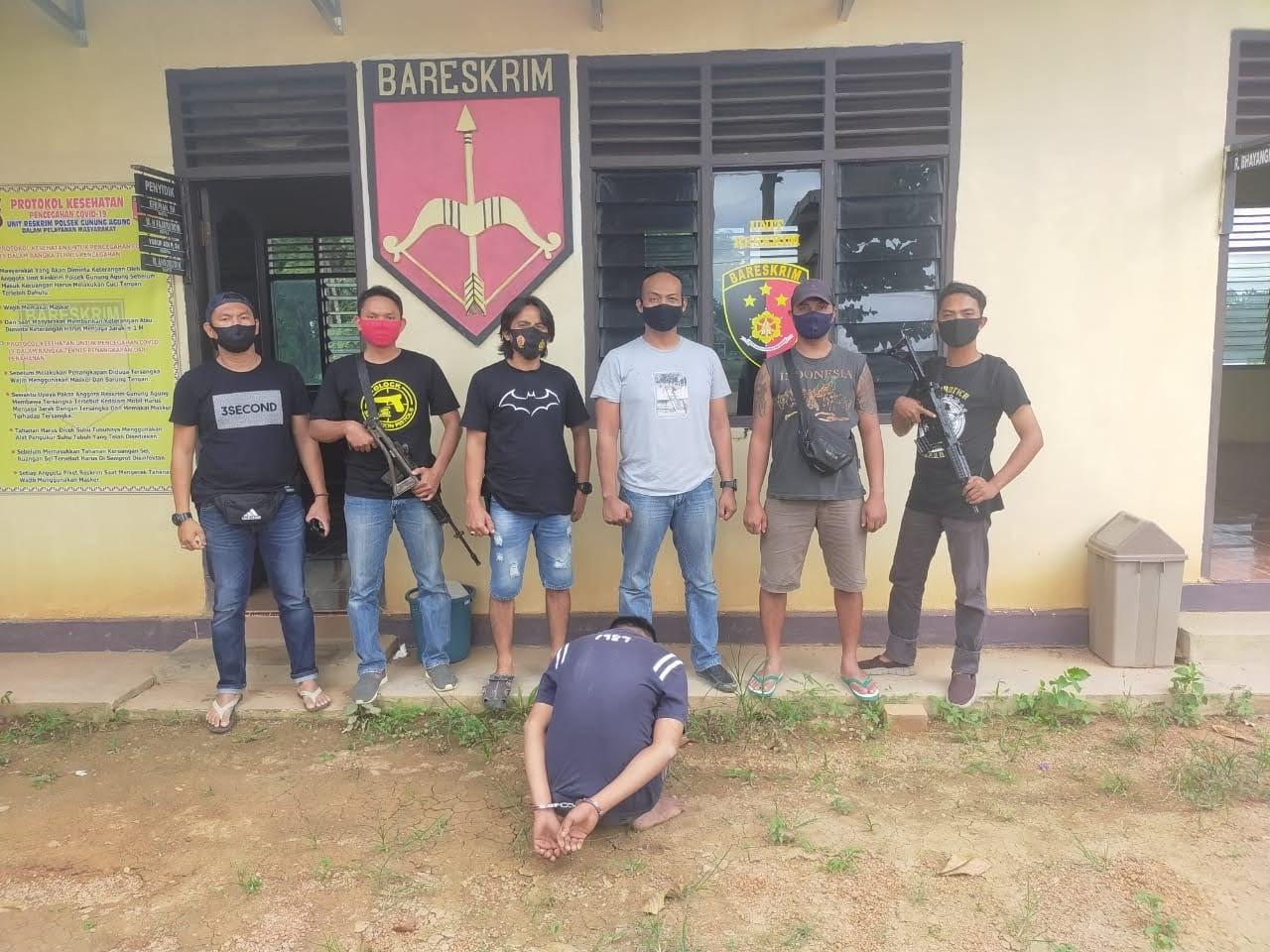 Polisi Berhasil Ungkap Kasus Non TO Dalam Oprasi Cempaka Krakatau 2021