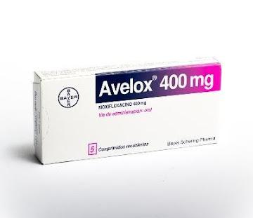 Avelox 400mg Comprimidos