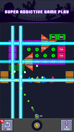 Brick Out - Shoot the ball 20.1015.00 screenshots 13