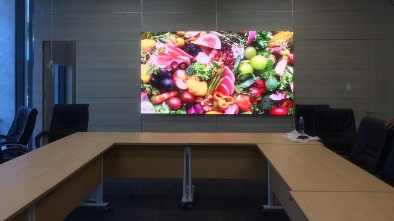 Màn hình LED cho hiển thị hình ảnh, video vô cùng sinh động và bắt mắt