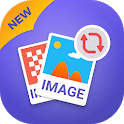 Picture recovery app: Recover deleted photos icon