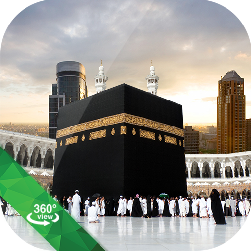 Makka VR Android APK Download Free By Islamic GPS
