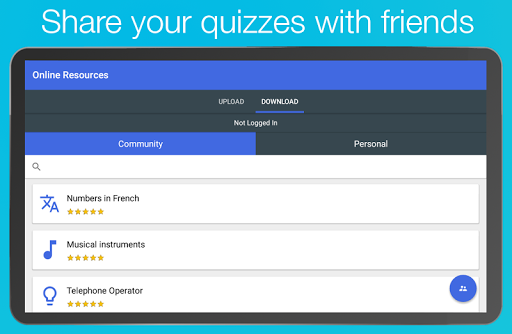 Topgrade Quiz Maker 2.5.4 screenshots 21