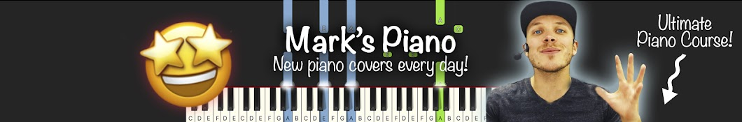 Marks Piano - PGN Piano Banner