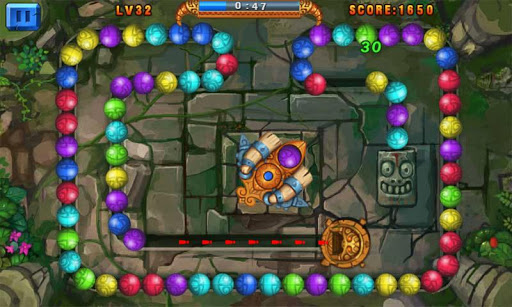 Marble Legend screenshot 2