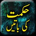 Hikmat Ki Baatein - Urdu Book Offline icon