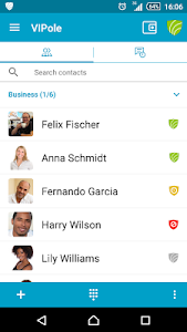 VIPole Secure Messenger App v1.6.3