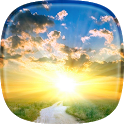 Sunrise Live Wallpaper 🌅 Beautiful Pictures icon