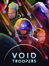 Void Troopers : Sci-fi Tapper APK screenshot thumbnail 18