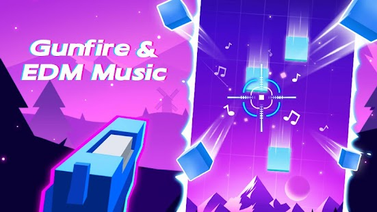 Beat Fire - EDM Music & Gun Sounds Screenshot