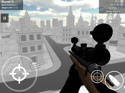 Stick Ultimate Sniper - náhled