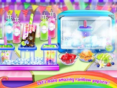 Summer Rainbow Frozen Foods! 2