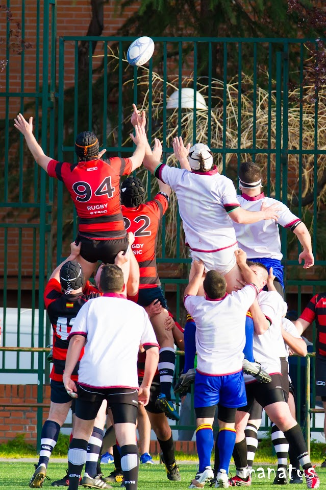 manatus rugby vallecas