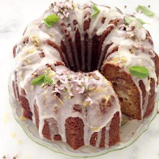 Mascarpone Olive Oil Banana Bread Bundt Cake.