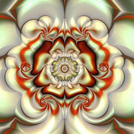 by Cassy 67 - Illustration Abstract & Patterns ( abstract, pattern, art, wallpaper, digital art, fractal, digital, fractals, floral, flower )