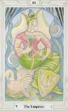 Photo: .III. The Empress - A Imperatriz Thoth Tarot Crowley
