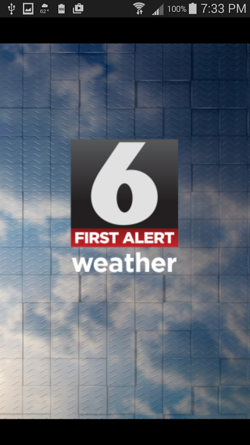 WBRC First Alert Weather- screenshot