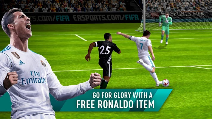 FIFA Soccer: FIFA World Cup™ Screenshot Image