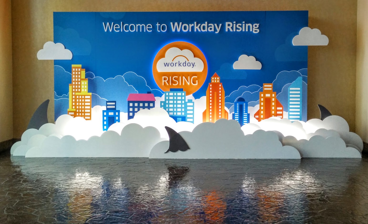 Welcome to Workday Rising