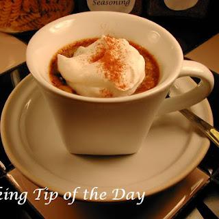 Cappuccino Custard