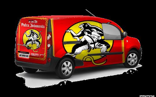 IKSPI Kera Sakti Game : Mobil IKS Ugal-Ugalan - náhled