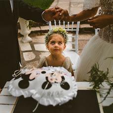 Wedding photographer Daniele Torella (danieletorella). Photo of 14.08.2018