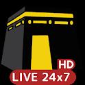 Makkah Live & Madinah TV Streaming - Kaaba TV icon