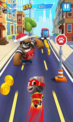 Talking Tom Hero Dash - Run Game screenshots 2
