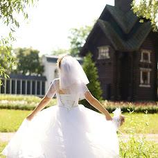 Wedding photographer Veronika Telyatnikova (Fastriver666). Photo of 01.09.2014