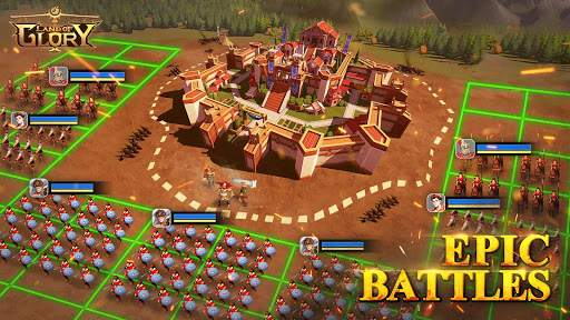Land of Glory : Epic Strategy Game 0.0.8 de.gamequotes.net 3