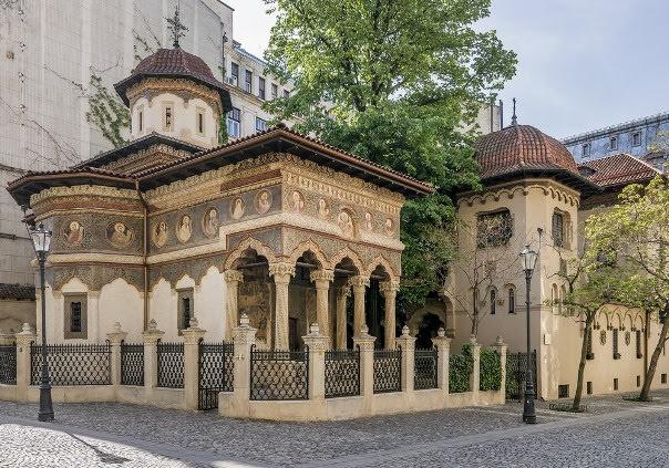 Stavropoleos Church
