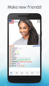 ChatVideo - Free Video Chat screenshot 1