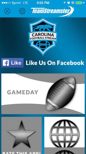 Carolina Football STREAM