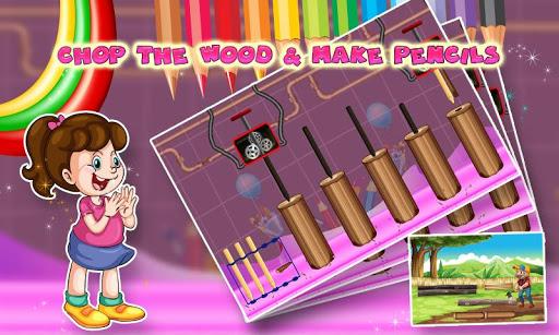 Color Pencil Factory