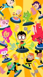Os Mini Titãs - Teen Titans Go Screenshot