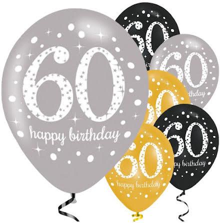 Ballonger - Sparkling celebration 60