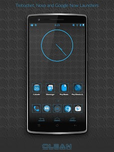BigDX Clean Theme CM11 AOKP – Mod + Data for Android 1