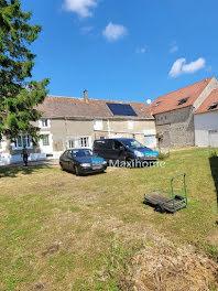maison à Bazoches-les-Hautes (28)