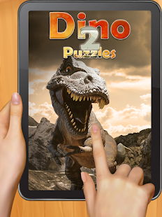 Dinosaurs Puzzles 2 - náhled