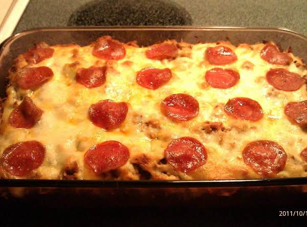 The Cheesier The Better!  If You Like Pizza, You Will Love This!
