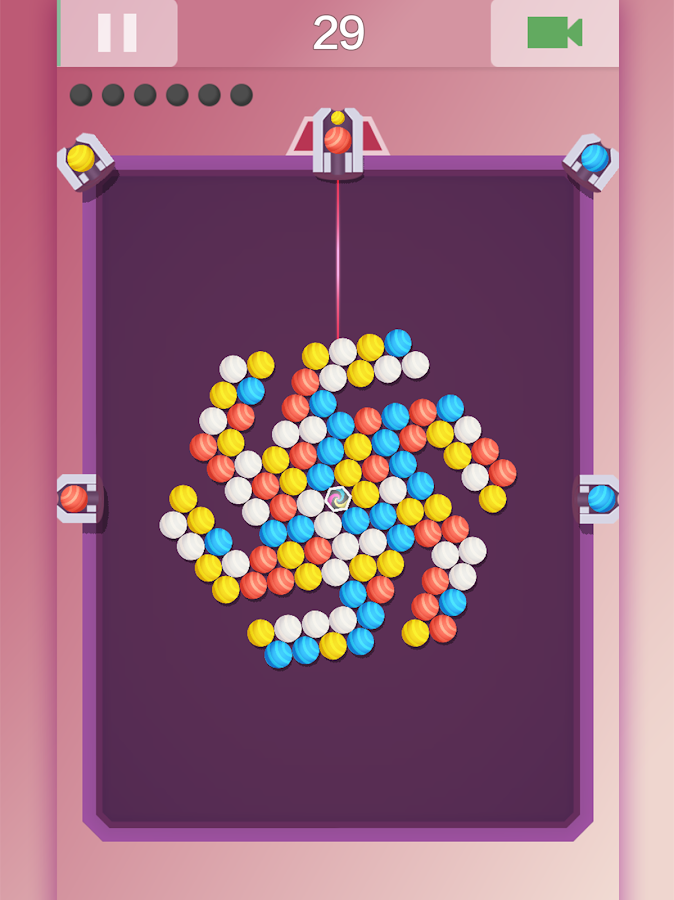 Pop Pool- screenshot