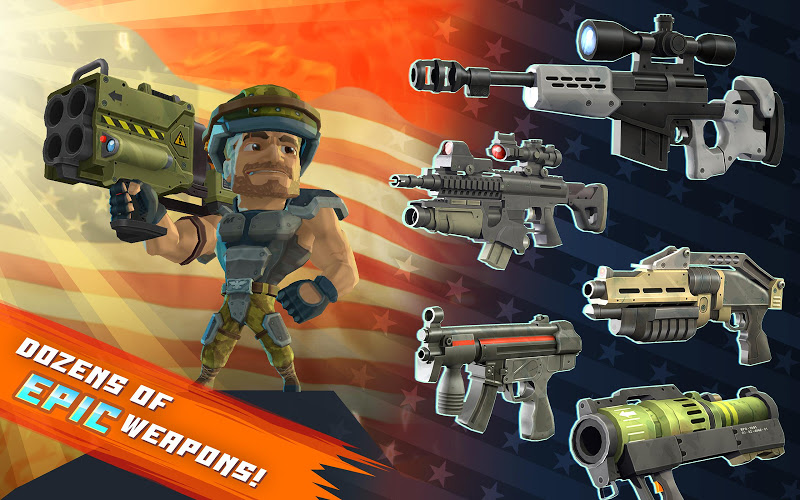 Major Mayhem 2 - Gun Shooting Action Screenshot 10