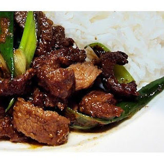 Stir Fry Lamb With Shacha Sauce
