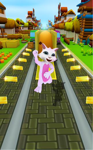 Tom Subway: Endless Cat Running 2.0 5