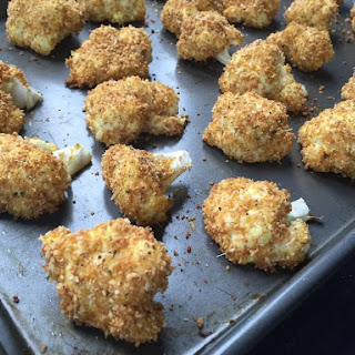 Baked Cauliflower Appetizer Recipes