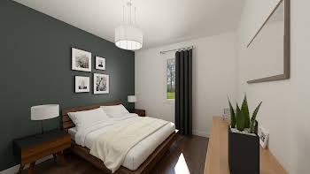Maison 3 pièces 66 m2