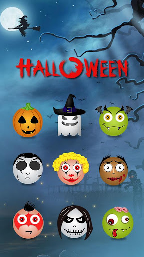 玩免費個人化APP|下載GO Keyboard Sticker Halloween app不用錢|硬是要APP